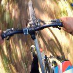 Biking at Vitosha Park