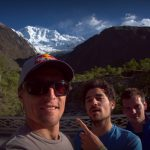 Rakaposhi welcome the team in perfect conditions in Hunza (2)