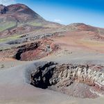 The crater in Maui Haleakala photo by Stefan Iliev