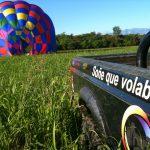Balloon logistic hustle :)