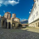 Monastery near Ohrid