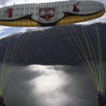 Aurland Acro flight