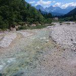 At the bottom of San Lugano valley