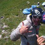 Rady for take off with my friend Ivo