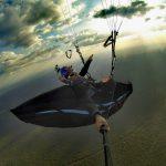Final glide 354km